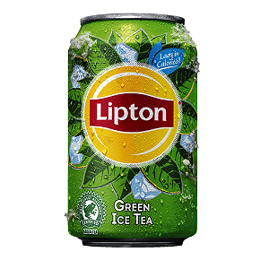 Foto Lipton Ice Tea (green tea)